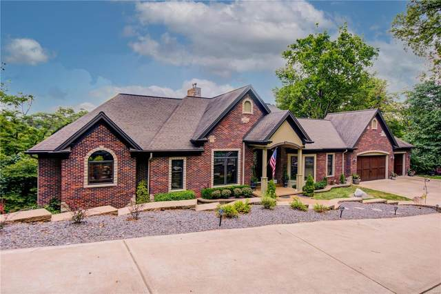 248 Larimore Valley, Wildwood, MO 63005 (#21059251) :: Parson Realty Group