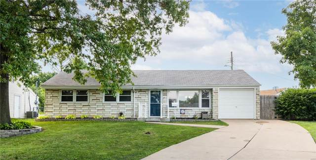 7815 Leona, St Louis, MO 63123 (#21059448) :: The Becky O'Neill Power Home Selling Team