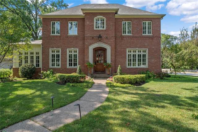 8420 Kingsbury Boulevard, Clayton, MO 63105 (#21059507) :: The Becky O'Neill Power Home Selling Team