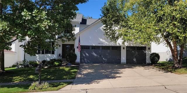 5912 Cardinal Creek Drive, St Louis, MO 63129 (#21059617) :: Clarity Street Realty