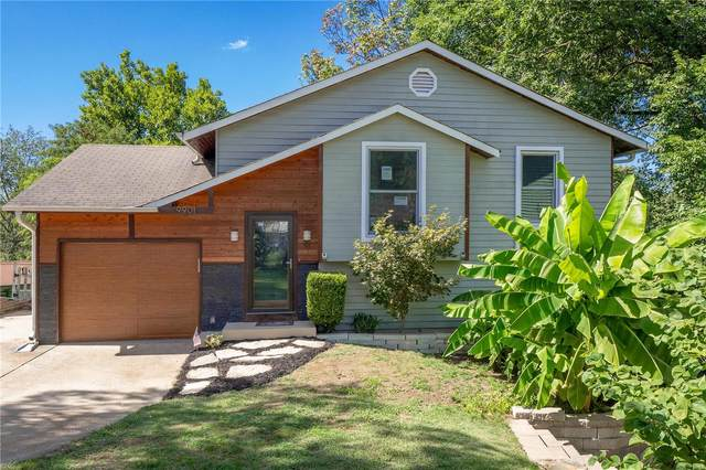 9901 Chiles Court, St Louis, MO 63126 (#21059649) :: Parson Realty Group
