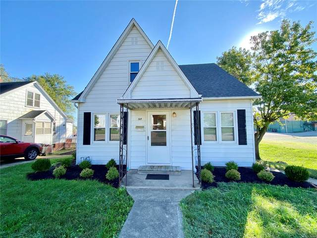317 N West Street, Perryville, MO 63775 (#21059666) :: The Becky O'Neill Power Home Selling Team