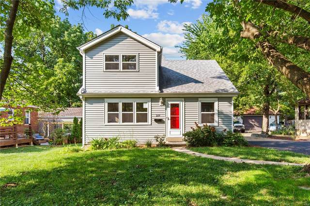 219 Avery Drive, St Louis, MO 63122 (#21059944) :: Parson Realty Group