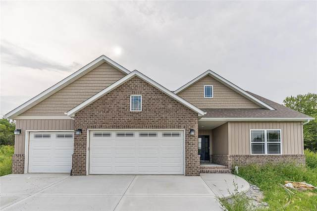 309 Stonebriar Drive, Troy, IL 62294 (#21060007) :: Parson Realty Group