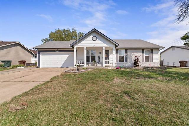 3904 Harvest Meadow Drive, Saint Peters, MO 63376 (#21060321) :: Clarity Street Realty