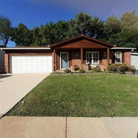 11821 Smoke Rise, Maryland Heights, MO 63043 (#21060423) :: St. Louis Finest Homes Realty Group