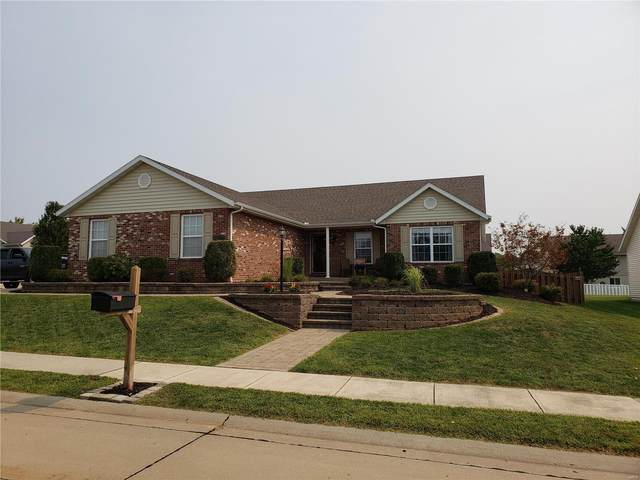 1100 Maplewood Lane, Waterloo, IL 62298 (#21060799) :: Parson Realty Group