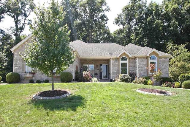 1612 Tenth Fairway Drive, Belleville, IL 62220 (#21060823) :: Parson Realty Group
