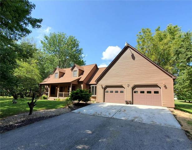 528 Coventry Road, Troy, IL 62294 (#21060994) :: Parson Realty Group