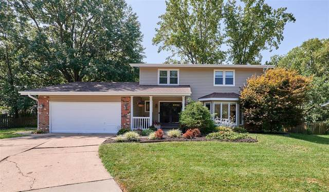 3804 Summerview Drive, Saint Charles, MO 63304 (#21061001) :: St. Louis Finest Homes Realty Group