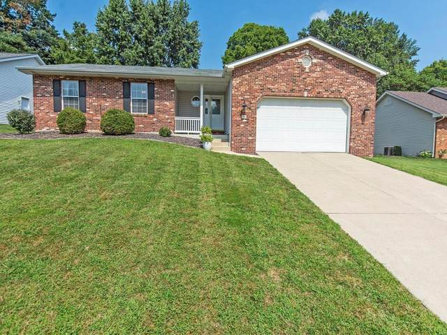 723 E Wood, Columbia, IL 62236 (#21061220) :: Parson Realty Group