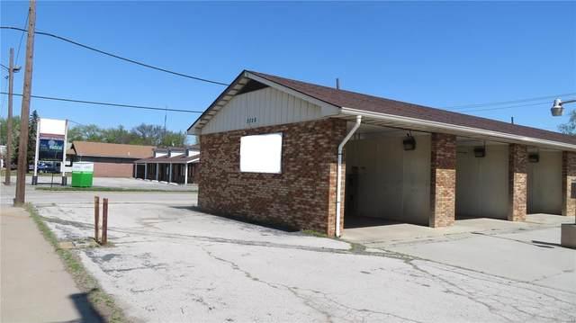 2722 Nameoki Road, Granite City, IL 62040 (#21061403) :: Hartmann Realtors Inc.