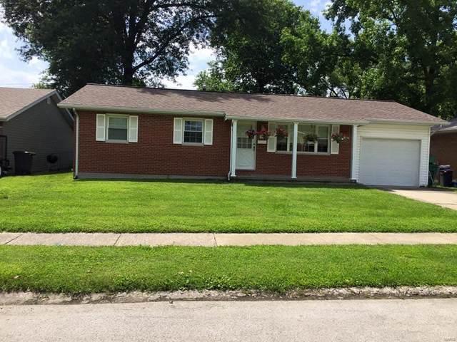 4041 Sara Street, Granite City, IL 62040 (#21061522) :: Parson Realty Group