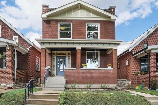 5021 Nottingham Avenue, St Louis, MO 63109 (#21061671) :: Mid Rivers Homes