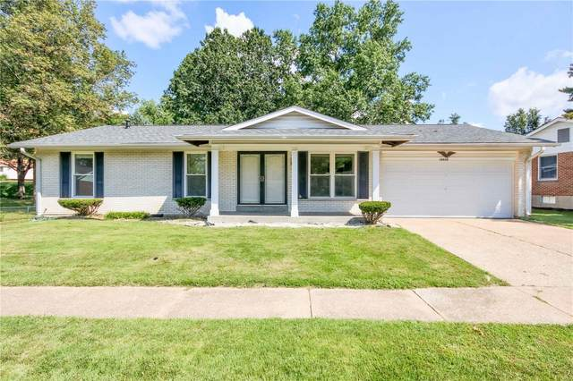 14430 Mondoubleau Lane, Florissant, MO 63034 (#21061687) :: The Becky O'Neill Power Home Selling Team