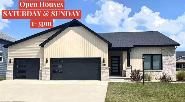 3110 Biloxi Drive, Glen Carbon, IL 62034 (#21061822) :: The Becky O'Neill Power Home Selling Team