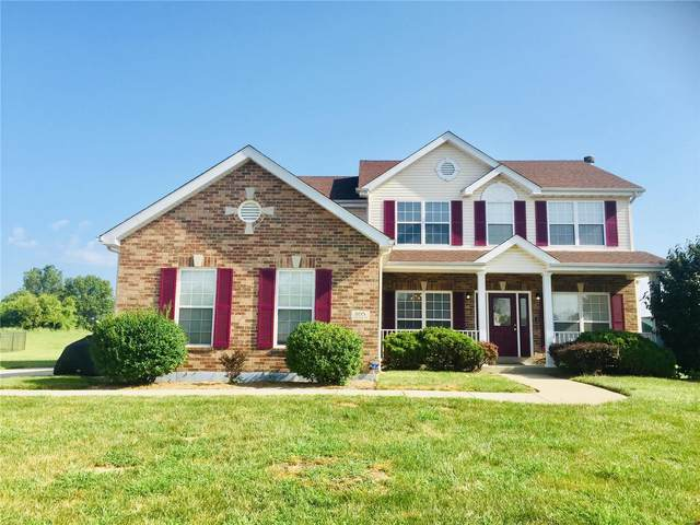 1105 Chatham, Shiloh, IL 62221 (#21061837) :: Parson Realty Group