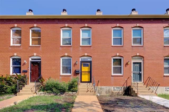 3452 Texas Avenue, St Louis, MO 63118 (#21061894) :: Mid Rivers Homes