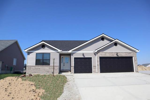 7049 Richmond, Glen Carbon, IL 62034 (#21062060) :: Mid Rivers Homes