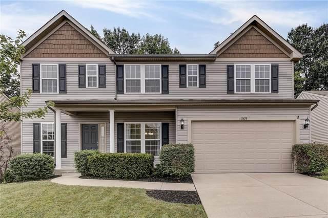 1369 Mason Grove Drive, Saint Charles, MO 63304 (#21062135) :: St. Louis Finest Homes Realty Group