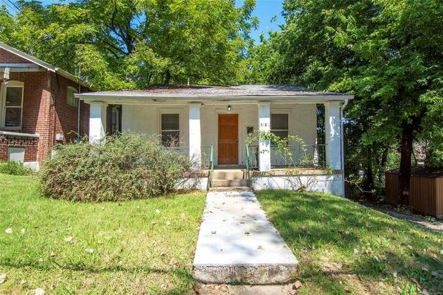 7227 Stanley Avenue, St Louis, MO 63143 (#21062270) :: Parson Realty Group