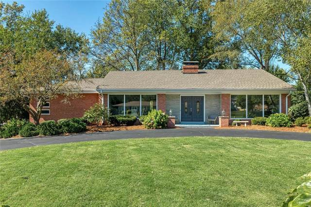 23 Ladue Meadows, St Louis, MO 63141 (#21062429) :: Terry Gannon | Re/Max Results