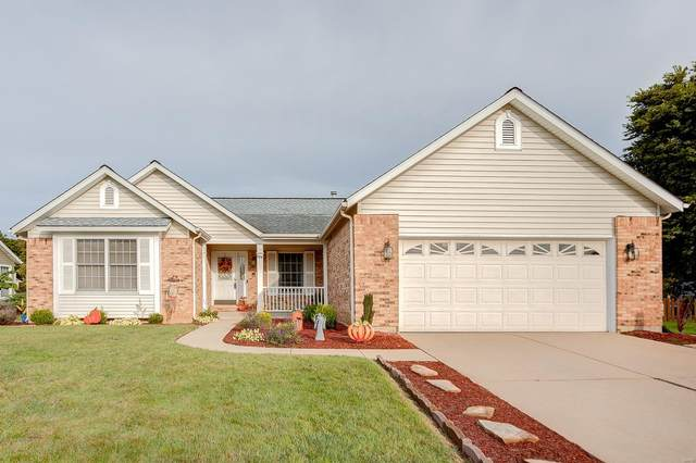 105 Brittany, Fairview Heights, IL 62208 (#21062841) :: Parson Realty Group