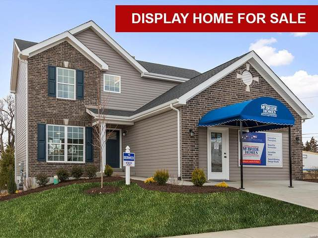 4998 Arbors At Stonegate Drive, Affton, MO 63123 (#21062874) :: Clarity Street Realty