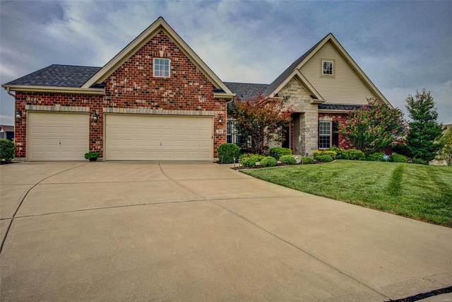 307 Ashberry Place Court, Lake St Louis, MO 63367 (#21062882) :: Parson Realty Group