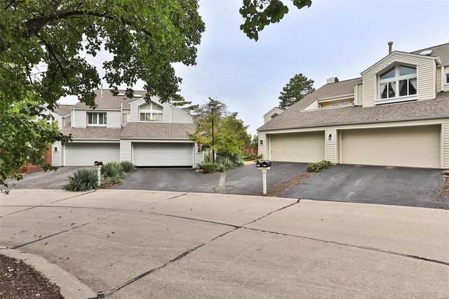 1715 Highview Circle Court, Ballwin, MO 63021 (#21062980) :: Jenna Davis Homes LLC