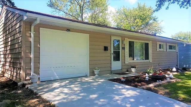 10141 Dellridge, St Louis, MO 63136 (#21063006) :: Clarity Street Realty