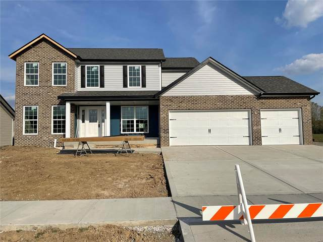 700 Santa Fe Court, Shiloh, IL 62221 (#21063027) :: The Becky O'Neill Power Home Selling Team