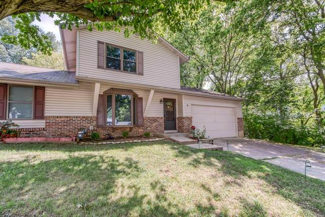 8 Telluride Court, Saint Peters, MO 63376 (#21063103) :: Parson Realty Group