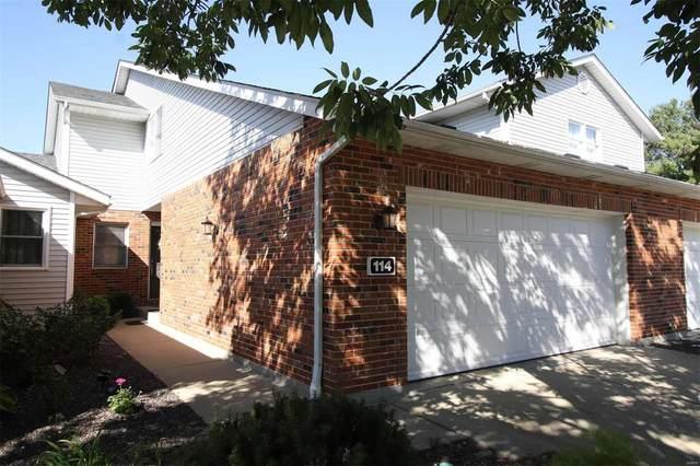 114 Tree Ridge Drive, Columbia, IL 62236 (#21063209) :: Clarity Street Realty