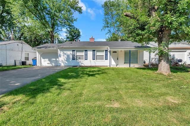 14 Jamestown, Saint Peters, MO 63376 (#21063336) :: Jenna Davis Homes LLC