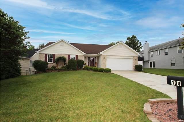 104 Spring Tree Court, Saint Charles, MO 63303 (#21063338) :: Jenna Davis Homes LLC