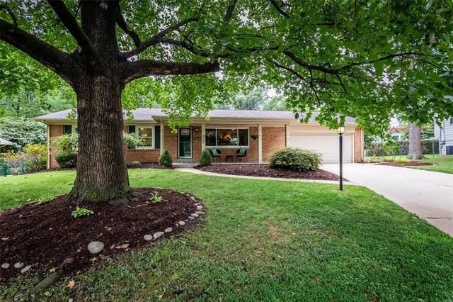 530 Oak Hill Drive, Edwardsville, IL 62025 (#21063341) :: Clarity Street Realty