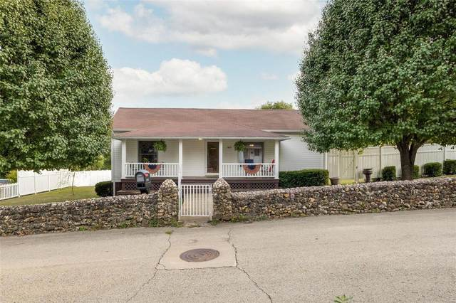 419 Meadow Street, Park Hills, MO 63601 (#21063622) :: Walker Real Estate Team