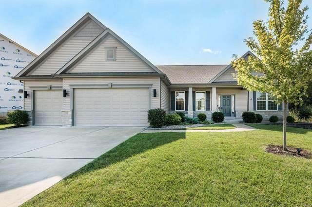 204 Mason Glen Drive, Lake St Louis, MO 63367 (#21063756) :: Kelly Hager Group   TdD Premier Real Estate