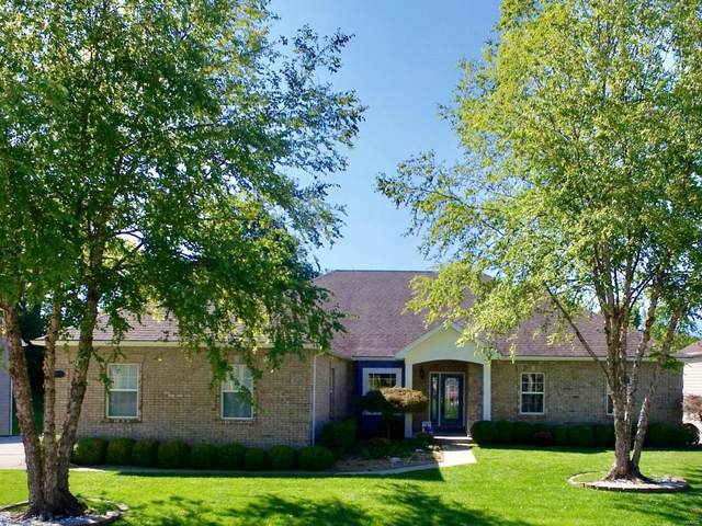 1174 Stonewolf Trail, Fairview Heights, IL 62208 (#21063778) :: Finest Homes Network