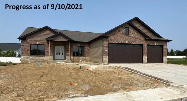 225 Meridian Oaks Drive, Glen Carbon, IL 62034 (#21063891) :: Blasingame Group | Keller Williams Marquee