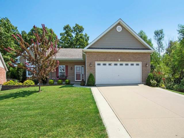 512 Micahs, Columbia, IL 62236 (#21063953) :: Clarity Street Realty