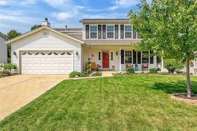 905 Lands End Circle, Saint Charles, MO 63304 (#21063963) :: St. Louis Finest Homes Realty Group