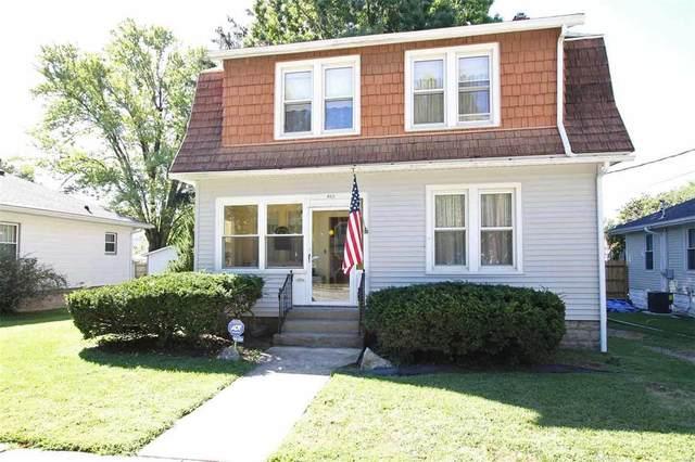 813 Logan Street, Alton, IL 62002 (#21064049) :: Hartmann Realtors Inc.