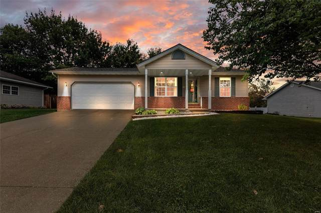 716 S Library Street, Waterloo, IL 62298 (#21064240) :: Parson Realty Group