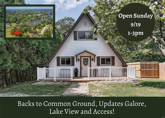741 E Lake Drive, Edwardsville, IL 62025 (#21064244) :: Blasingame Group | Keller Williams Marquee