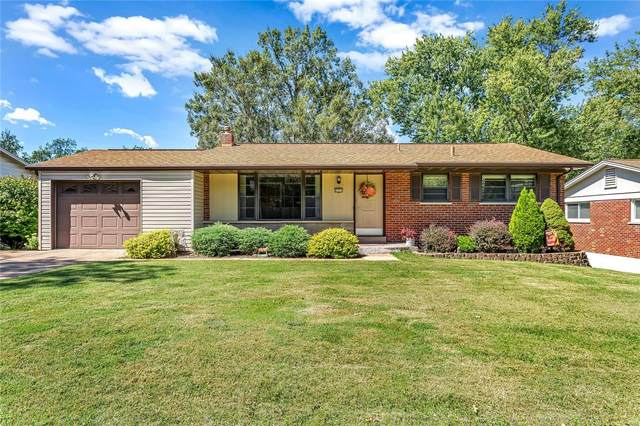 2333 Entity Avenue, St Louis, MO 63114 (#21064353) :: Clarity Street Realty