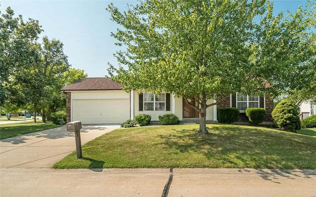 4043 Cambridge Crossing Drive, Saint Charles, MO 63304 (#21064360) :: St. Louis Finest Homes Realty Group
