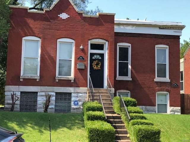 1907 Oregon Avenue, St Louis, MO 63104 (#21064449) :: Delhougne Realty Group