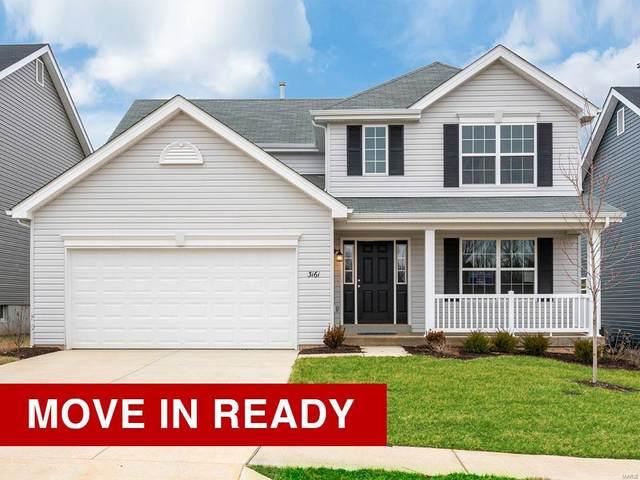 422 Rock Ridge Road, Wentzville, MO 63385 (#21064488) :: Clarity Street Realty